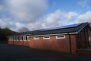 New hall south